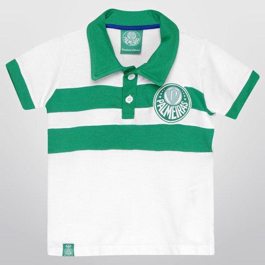 99be2c3c77d24 Camisa Polo Palmeiras Listras Infantil - Compre Agora