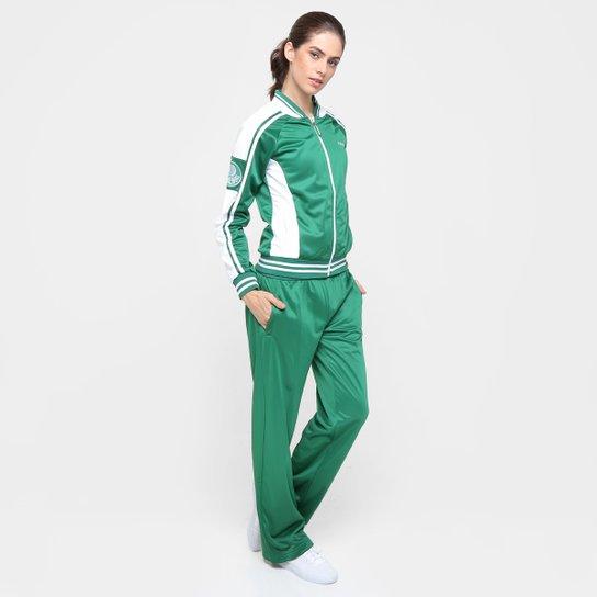 0ea9d7d101f24 Agasalho Palmeiras Fechado Feminino - Compre Agora