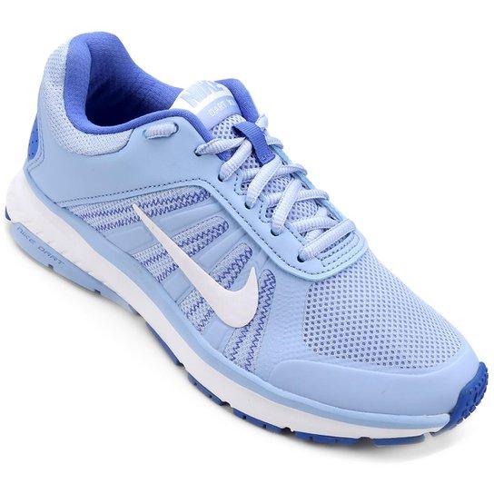 c37f4fcd09 Tênis Nike Dart 12 MSL Feminino - Azul Claro e Azul - Compre Agora ...
