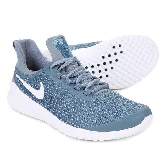 aa1709d931 Tênis Nike Renew Rival Feminino - Verde e Branco - Compre Agora ...