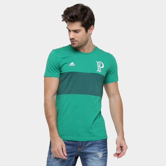 Camiseta Adidas Palmeiras Especial Masculina - Compre Agora  d4f27e9299a8b