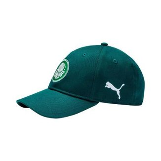 Boné Palmeiras Puma Aba Curva Training 4b239382f4b36