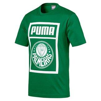 32b82361fd9c9 Camiseta Palmeiras Puma Graphic Masculina