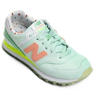 Tênis New Balance 574 Boardwalk 9aa3057dc1f87