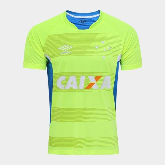 21463c1b41 Camisa de Treino Cruzeiro 17 18 Umbro Masculina - Compre Agora ...