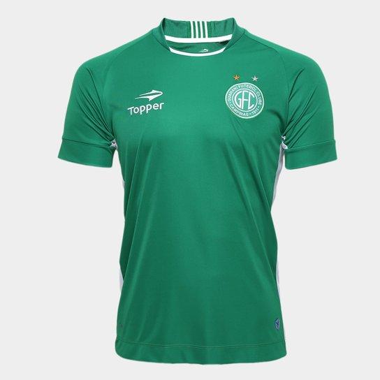 Camisa Guarani I 17 18 s n° - Torcedor Topper Masculina - Compre ... bf9513ba782cd