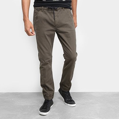 Calça Jeans Calvin Klein Color Athletic Taper Masculina