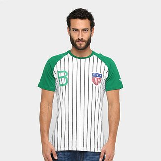 Camiseta MLB Brooklin Dodgers New Era Team 34 Masculina 2bc891b375ff6