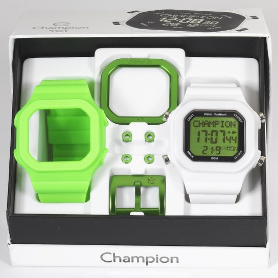 7b416883d33 Relógio Champion YOT c  Pulseiras e Acessórios - Compre Agora