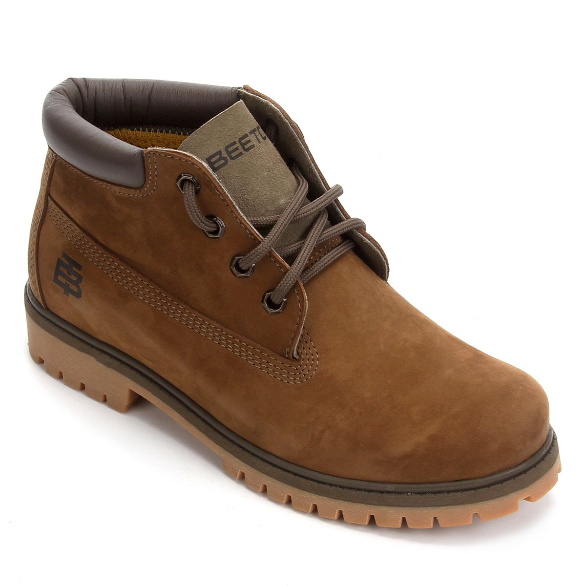 Bota Beeton Yellow Boot Strong 415 Masculina