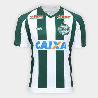Camisa Coritiba II 2018 s/n° c/ Patrocínio - Jogador 1909 Masculina