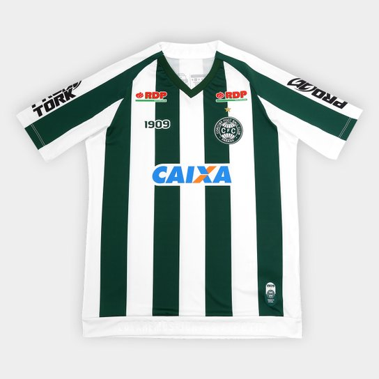 e5d8941238 Camisa Coritiba II 2018 s n° C Patrocínio - Jogador 1909 Juvenil ...
