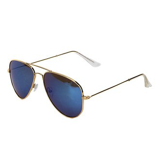 4b1687fcb Óculos Masculino Azul Tamanho Único | Netshoes