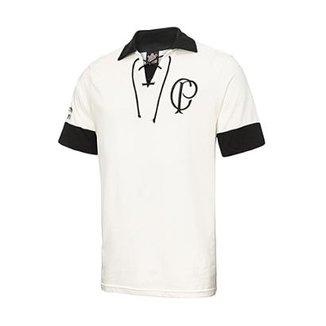 0399e807bca1b Camisa Retrô Corinthians Réplica CP 1910 Masculina