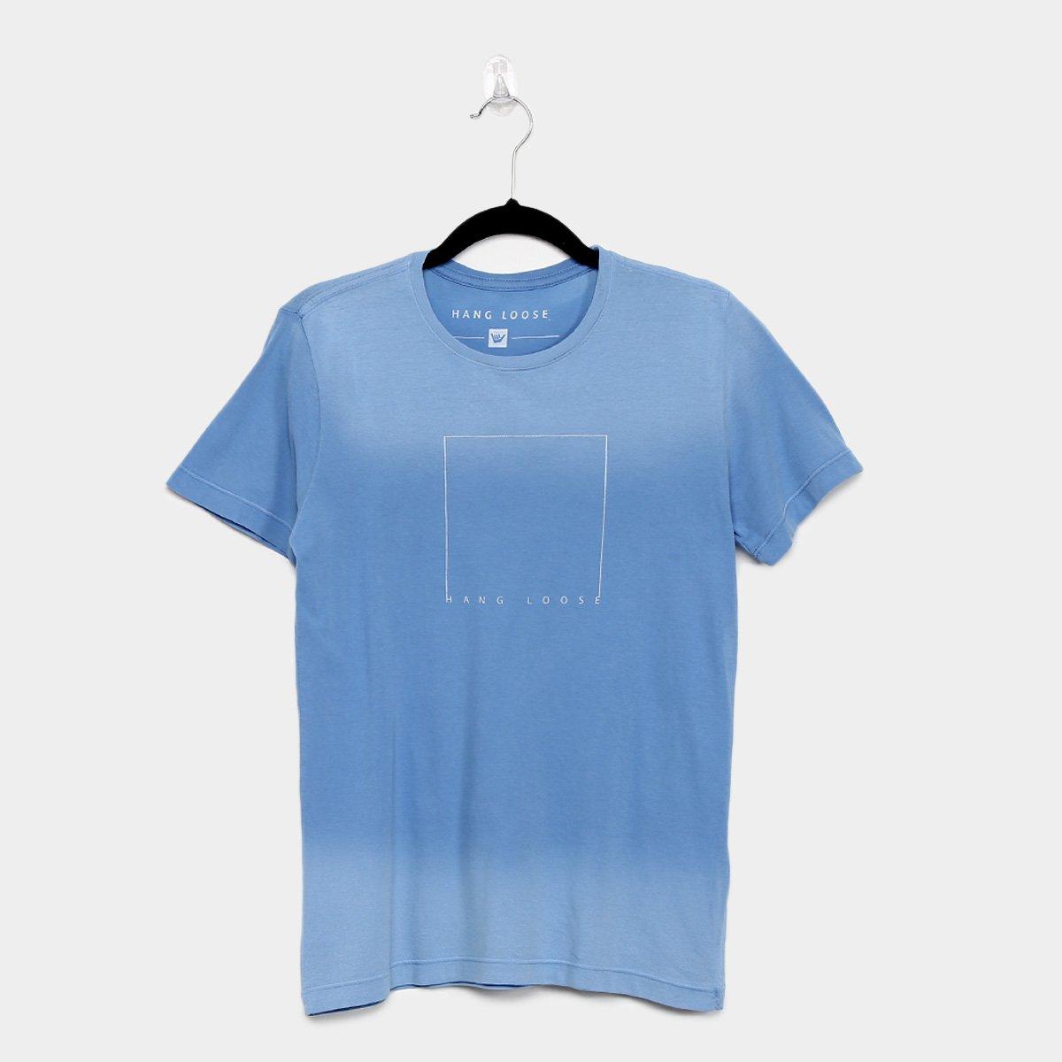 Camiseta Juvenil Hang Loose Cloud Masculina