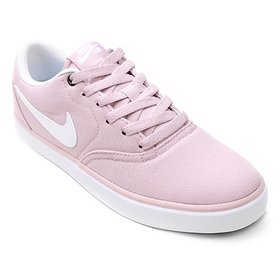 LANÇAMENTO. (7). Tênis Nike Wmns Sb Check Solar Cnvs Feminino 53b70738abe