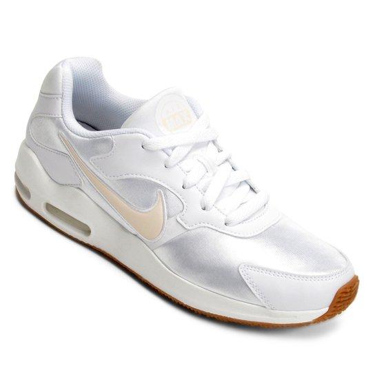 35950128e5d Tênis Nike Wmns Air Max Guile Feminino - Branco e Marrom - Compre ...