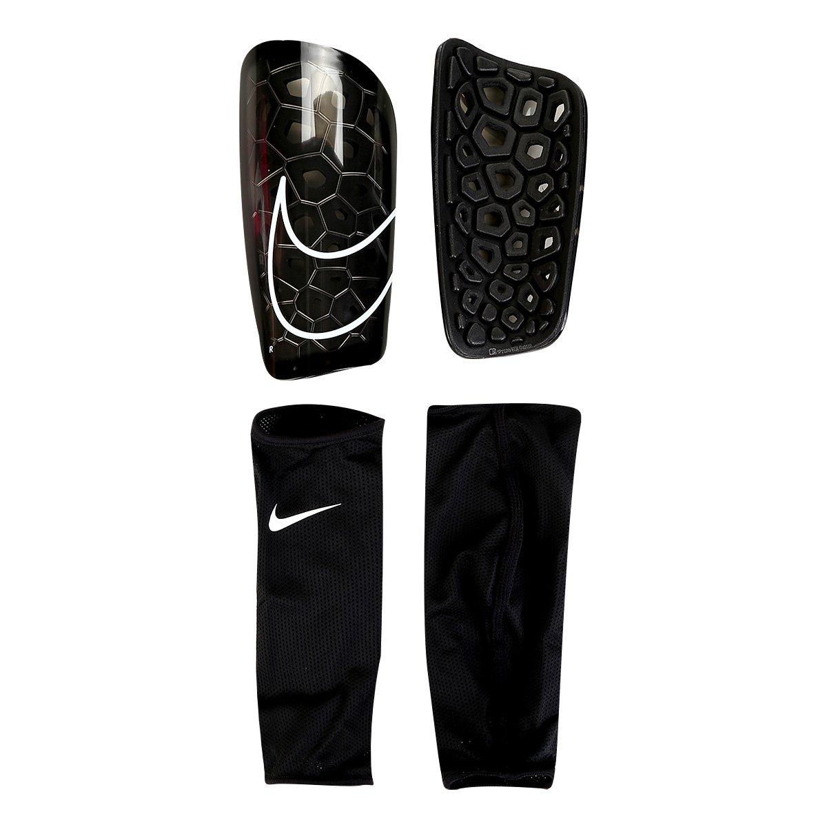 Caneleira Nike Mercurial Lite GRD c/ Malha