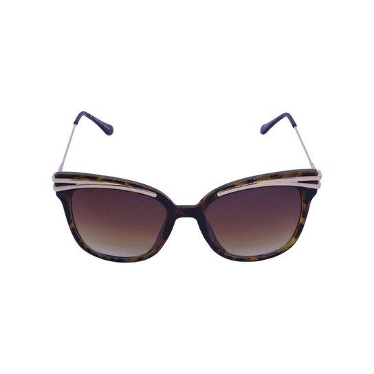 Óculos de Sol Khatto Cadilac Feminino - Compre Agora   Netshoes 5a9632bcb5