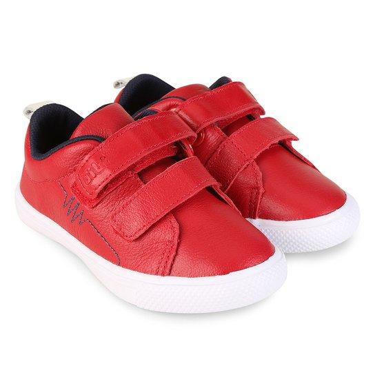 Tênis Infantil Bibi Agility Mini - Vermelho e Branco - Compre Agora ... 98bbfe268c879