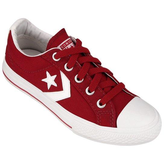6c39c945089 Tênis Converse All Star Star Player EV Juvenil - Compre Agora