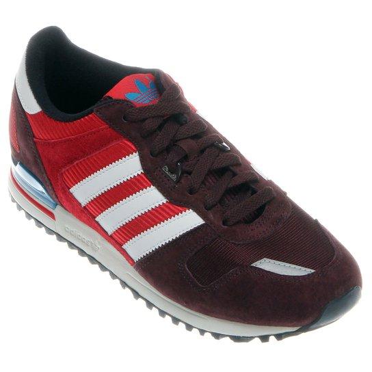 630120dfab2 Tênis Adidas ZX 700 - Vermelho+Branco