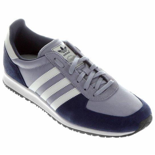 buy online d2a54 5f786 Tênis Adidas Adistar Racer - Marinho+Cinza
