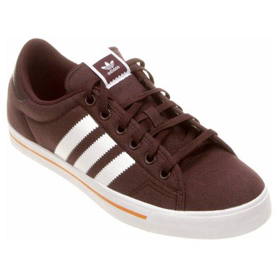 20372de2d4408 Tênis Adidas Adicourt Stripes - Compre Agora