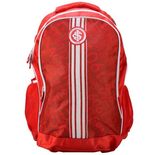 f7bc77945e0db Mochila Internacional - Vermelho+Branco