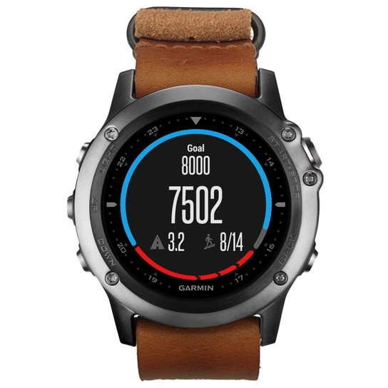 06308f7f7c3 Relógio Garmin Fênix Casual 3 c  GPS - Compre Agora