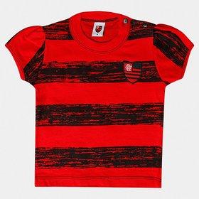 Conjunto Flamengo Sublimado Micro Dry Torcida Baby - Compre Agora ... acdf7cb2767f4