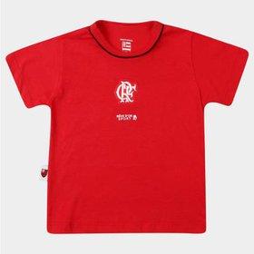 608d87eee469b Camisa Infantil Flamengo Tri Zico - Compre Agora