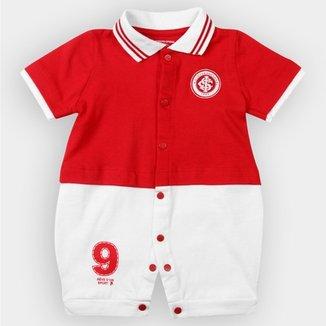 823aceb336 Macacão Internacional Bebê Uniforme Campo