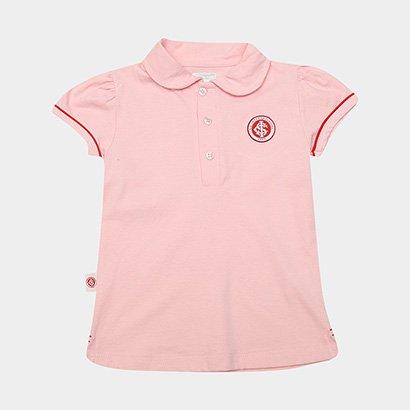 Camisa Polo Internacional Juvenil Feminina
