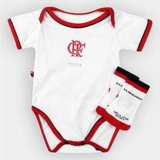 Compre Conjunto Feminino do Flamengo Online  1bbc214cf260a