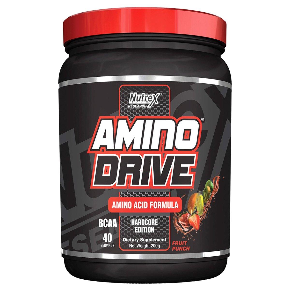 baec7d7a4 BCAA Amino Drive Formula Hardcore Edition 200g - Nutrex