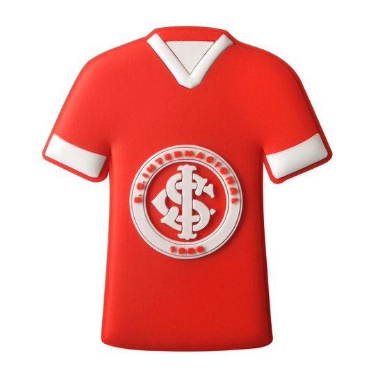 40ea676accb Imã Camisa Internacional 1 - Vermelho+Branco