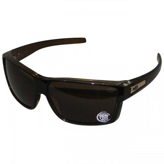 Oculos HB Big Vert - Preto e Marrom - Compre Agora   Netshoes 6fb63d9635