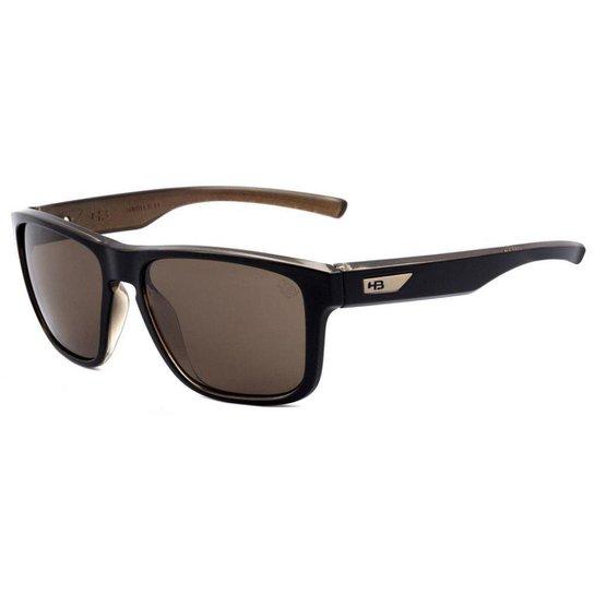 Óculos de Sol HB H-Bomb - Preto e Marrom - Compre Agora   Netshoes 04c79bcf91