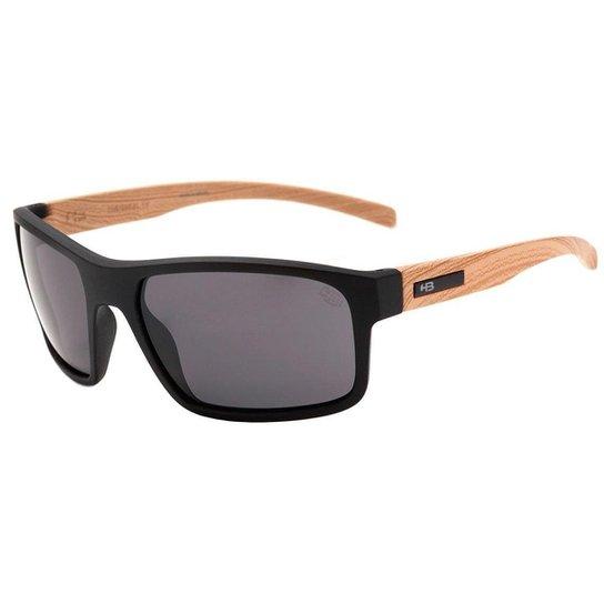 740703e9c7a96 Óculos de Sol HB OverKill - Preto e Marrom - Compre Agora   Netshoes