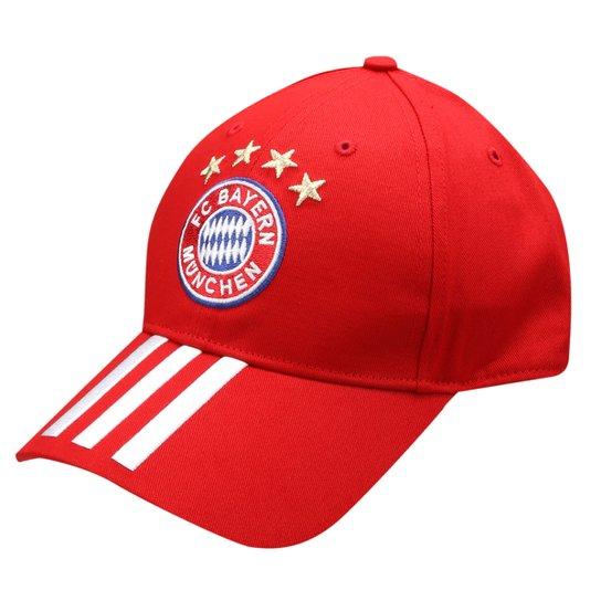 Boné Adidas Bayern de Munique Aba Curva 3S Masculino - Compre Agora ... 2f79602513a