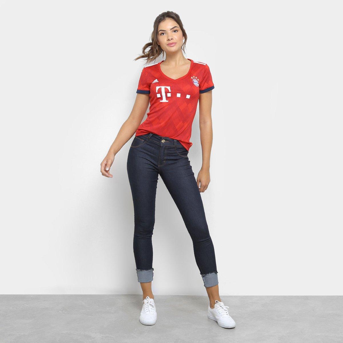 e7f512b190 Camisa Bayern de Munique Home 2018 s/n° - Torcedor Adidas Feminina | Livelo  -Sua Vida com Mais Recompensas