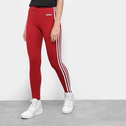 Calça Legging Adidas 3S Tight Feminina