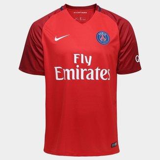 6b893e4d8 Camisa Paris Saint Germain Away 16/17 s/nº Torcedor Nike Masculina