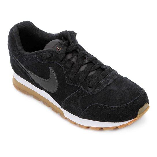 2922c359d235d Tênis Nike Md Runner 2 SE Feminino - Preto e Marrom