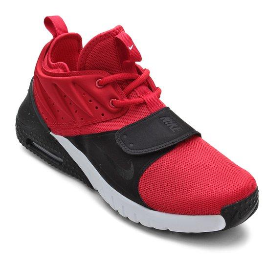 6243e6763 Tênis Nike Air Max Trainer 1 Masculino - Vermelho e Branco   Netshoes