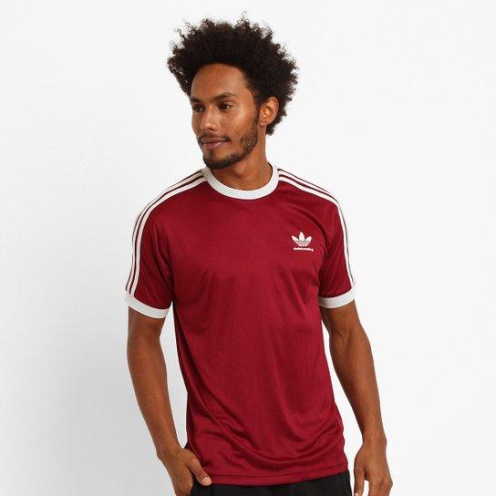 Camiseta Adidas Originals Adv Club - Vermelho+Branco b306fa9fafff2
