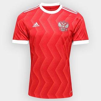 00c0f016833bb Camisa Seleção Rússia Home 2017 s nº - Torcedor Adidas Masculina