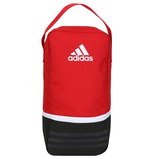 72c0e07b8 Porta-Chuteira Adidas Tiro - Vermelho+Branco