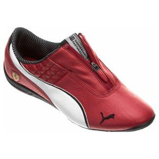 7ac6a335c Bon Scuderia Ferrari Puma R Source · Compre Ten5s Ferrar5 Online Netshoes T  nis Puma Scuderia Ferrari Drift Cat 6 Zip 10 ...